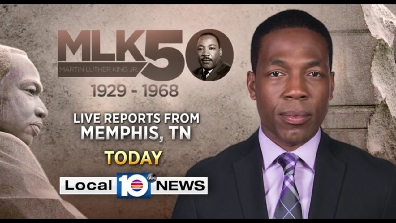 WATCH IT LIVE: Remembering Martin Luther King Jr. on the day of his assassination