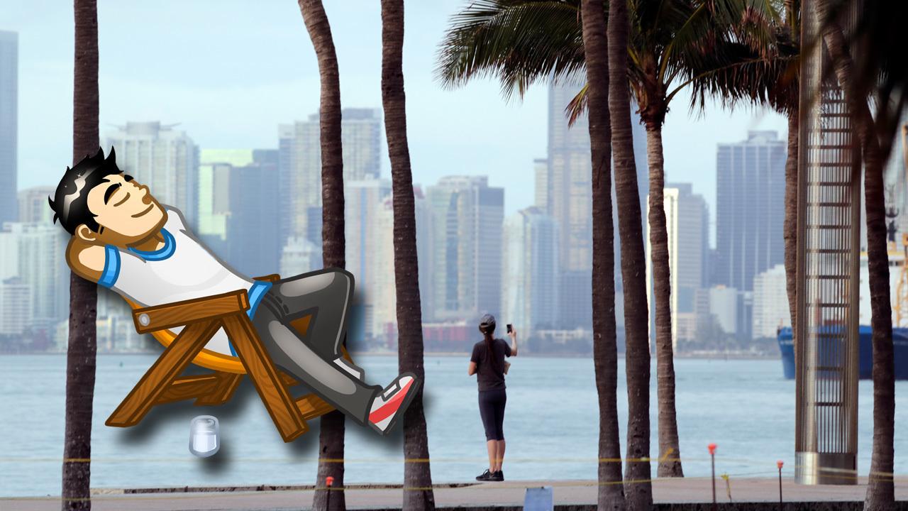 Miami named