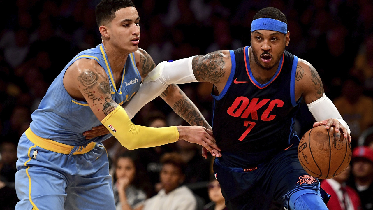Heat meet with Carmelo Anthony, report says