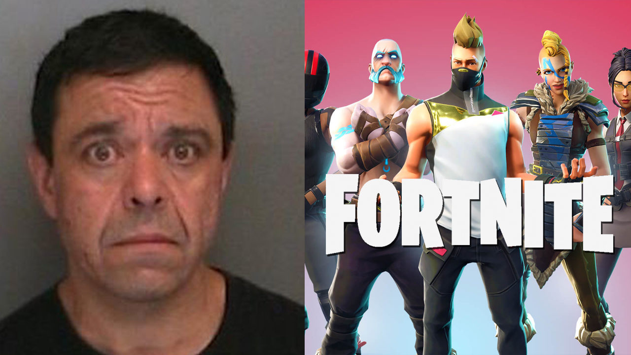 45-year-old man threatens to kill 11-year-old boy after losing at Fortnite