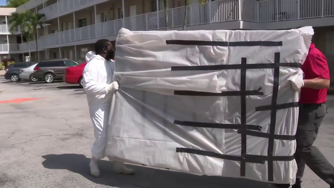 Mattress removed from UM student's apartment, days after body found inside unit