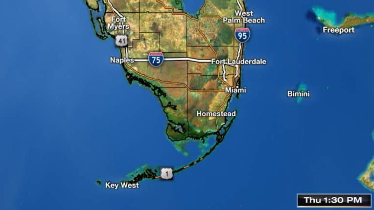 Weather Florida Map.Florida Weather Radar Satellite Map Cinemas 93