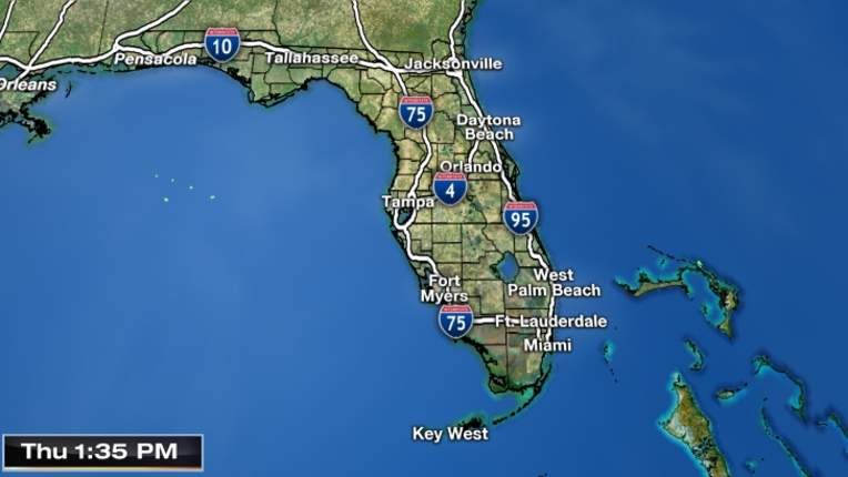 Miramar Beach Florida Weather Radar