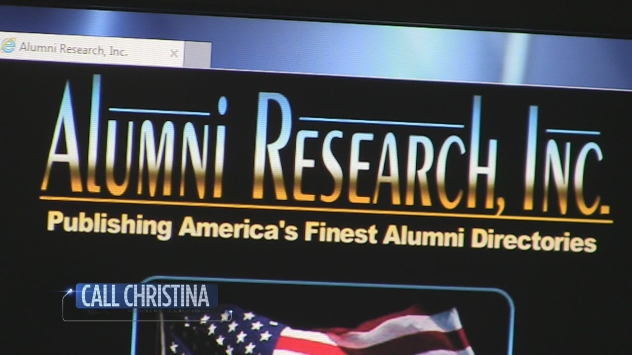 Alumni Research Files For Bankruptcy After Call Christina