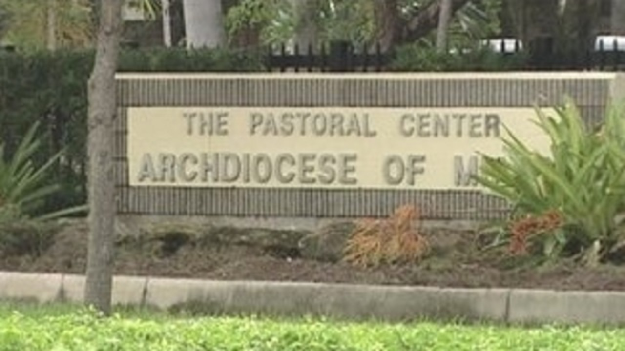 Archdiocese of miami florida