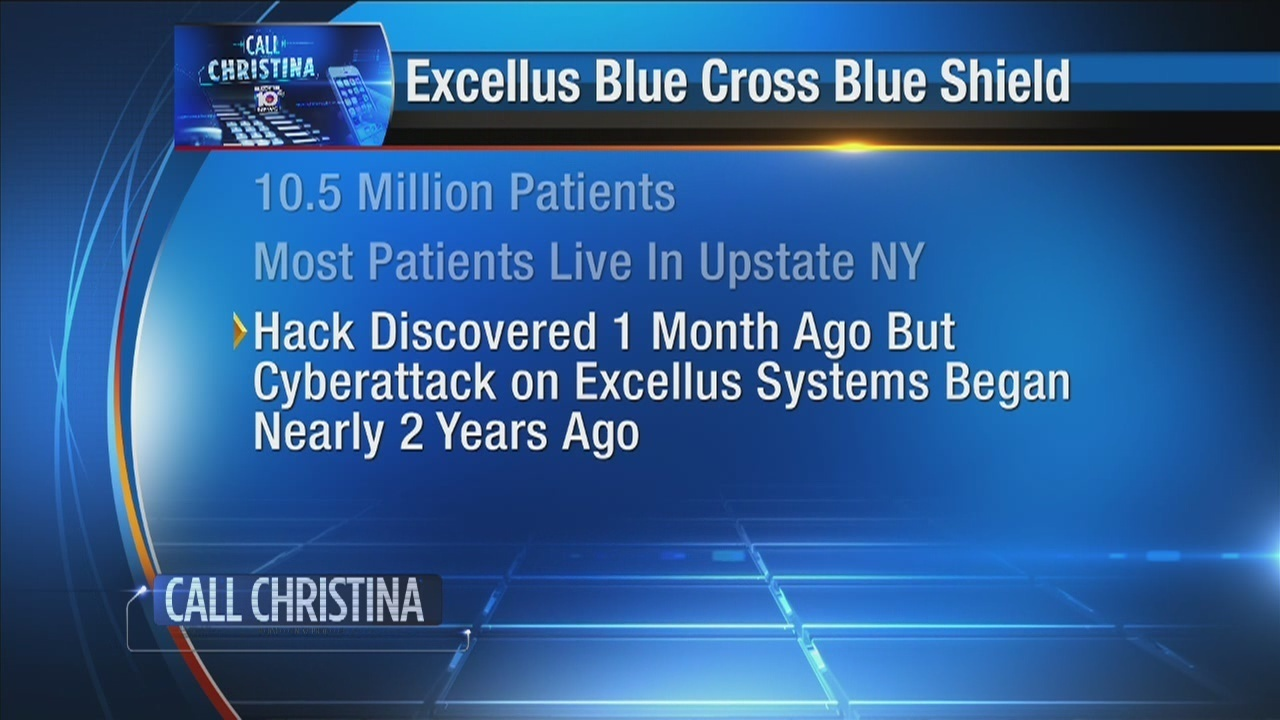 blue cross blue shield hacked 2015
