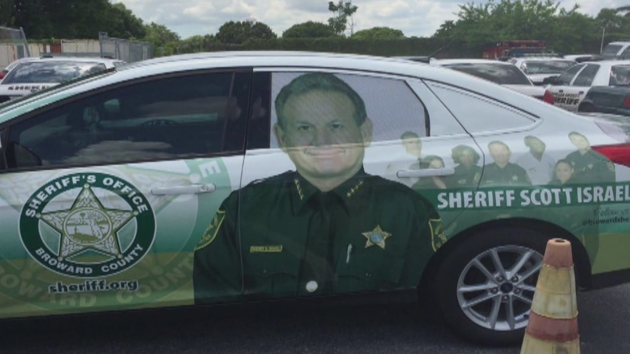 New Broward Sheriff's Office 'Israel Mobiles' denounced as...