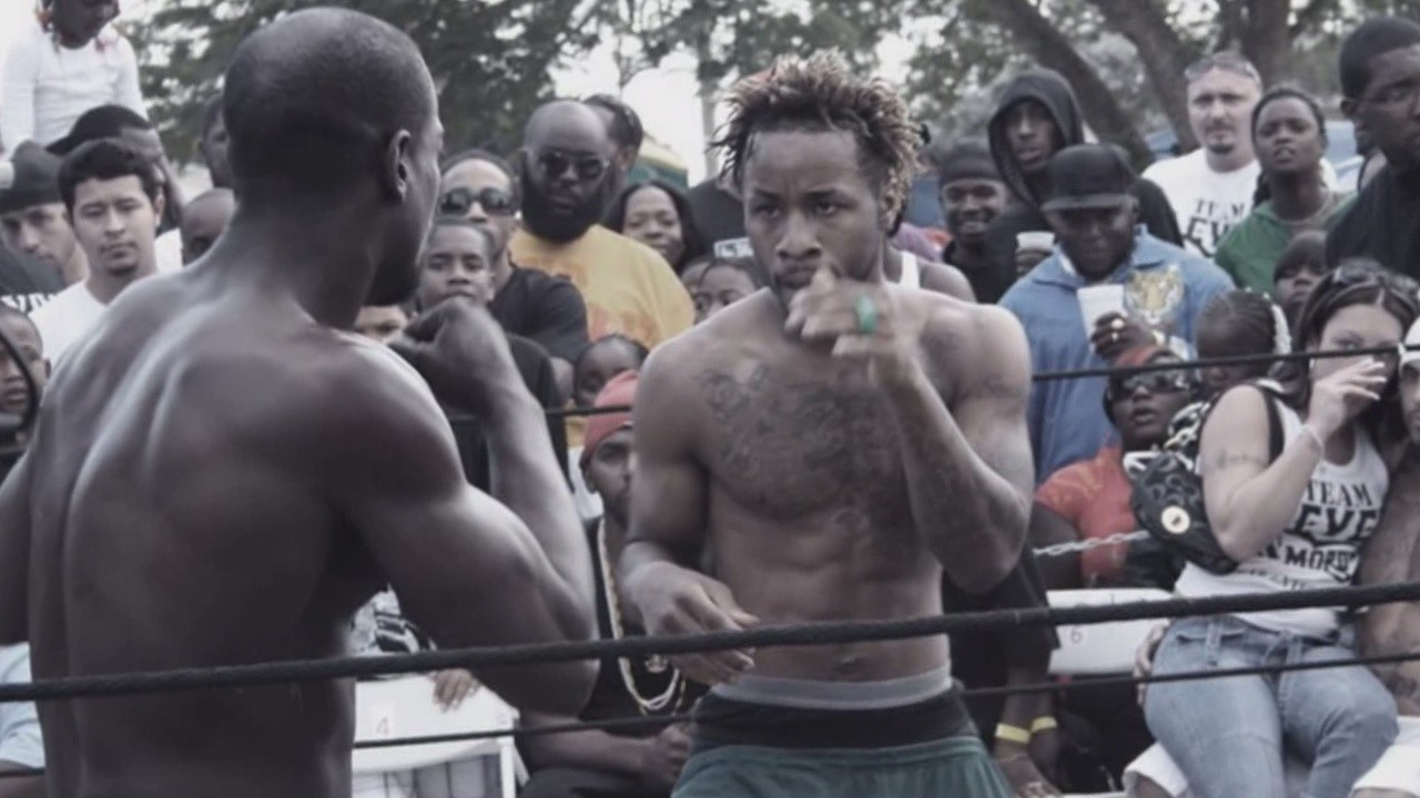 Backyard Boxing documentary on miami-dade county back yard boxing ring to