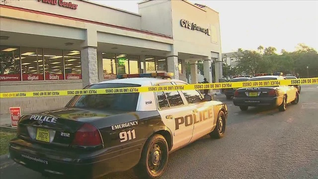 cvs walgreens armed robberies linked to same gunman