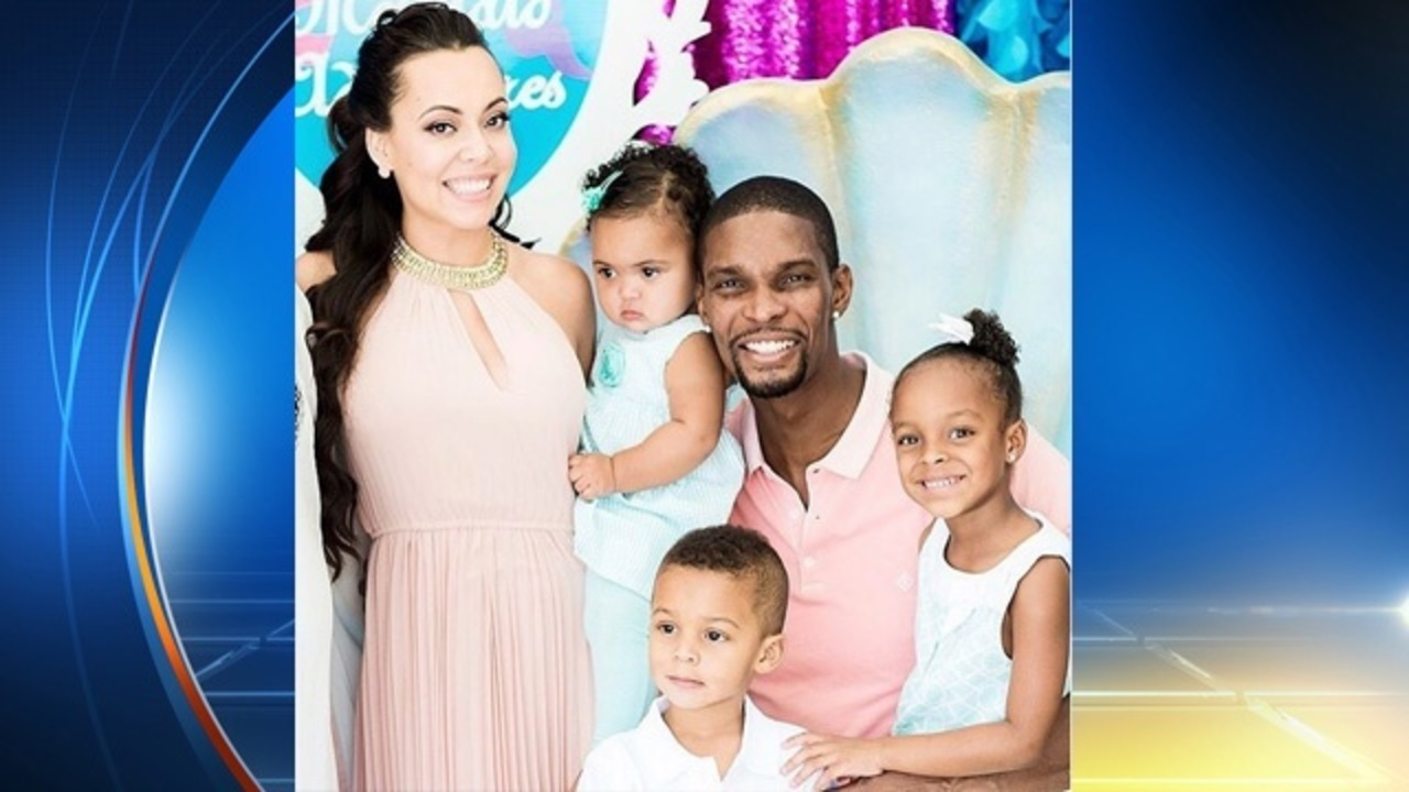 Chris Bosh Wife Expecting Baby Next Spring