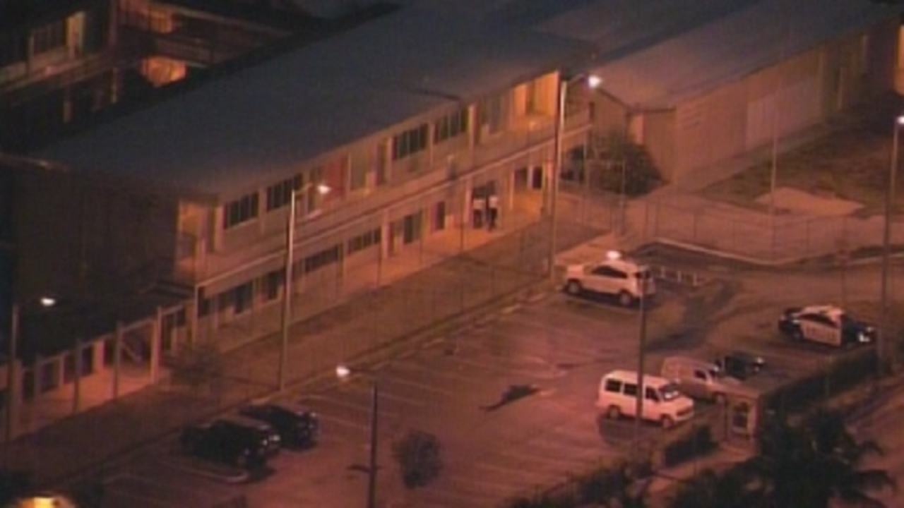 Fire reported in principal 39 s office at coral terrace for Terrace school