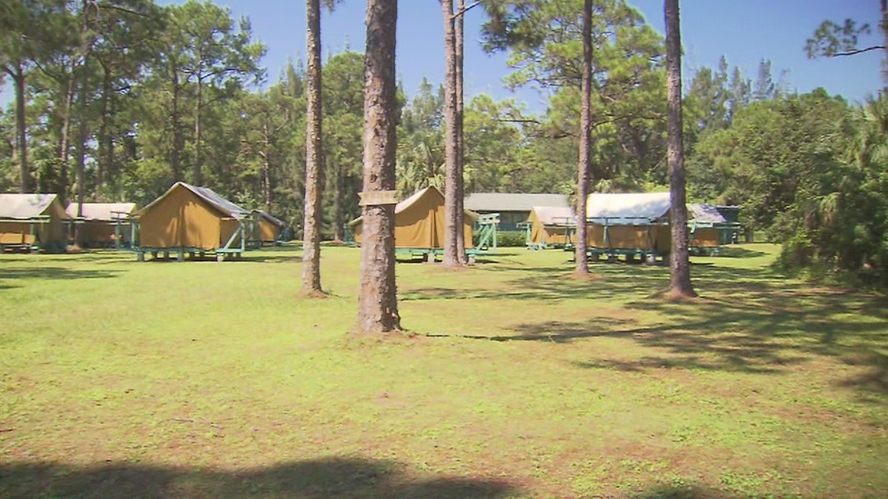 girl scouts telogia camp to stay in parkland