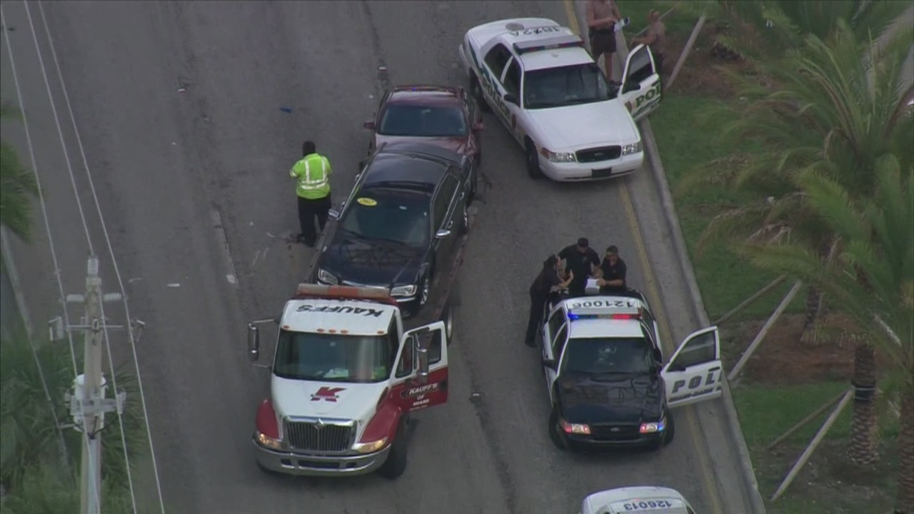 Man Arrested After Allegedly Striking Mother With Car At North