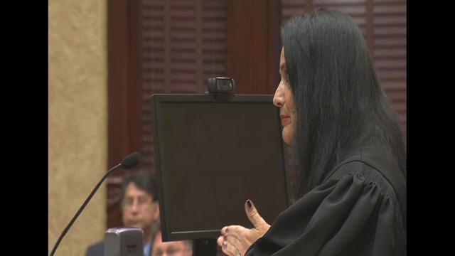 Judge Sarah Zabel