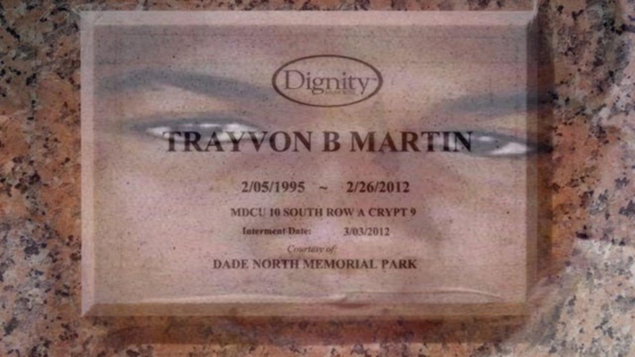 Trayvon Martin Grave | www.pixshark.com - Images Galleries ...