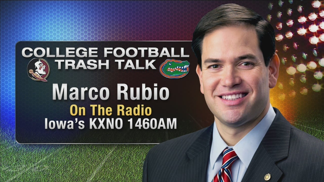 Marco Rubio says Florida State is school for people who \'can\'t...