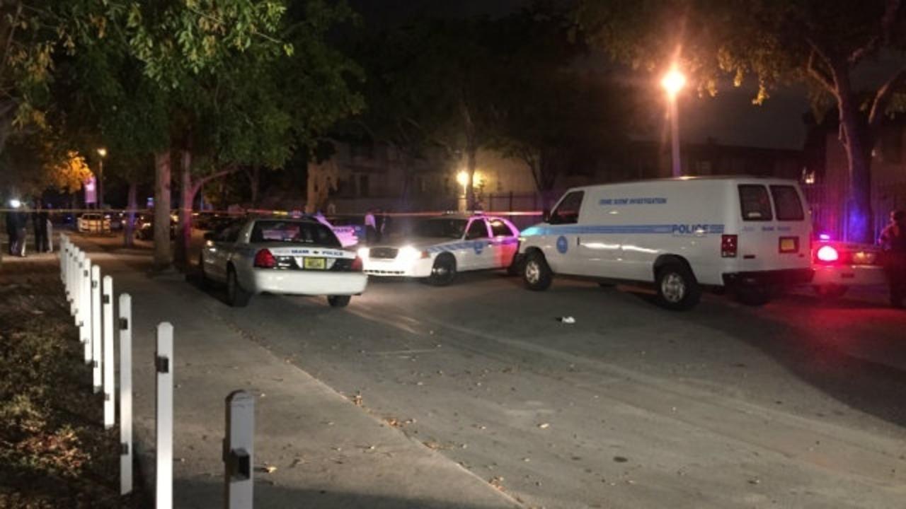 Boy 10 Dead In Miami Shooting