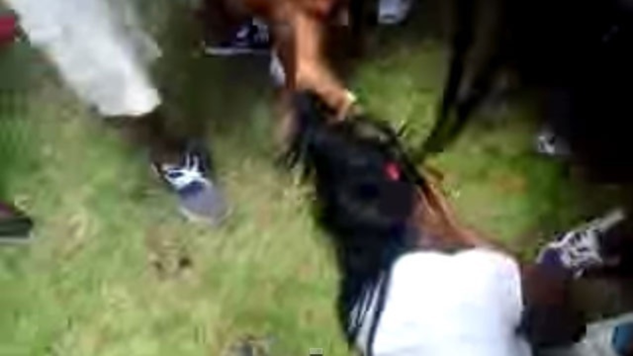 YouTube User Shares 'Norland Middle Fight