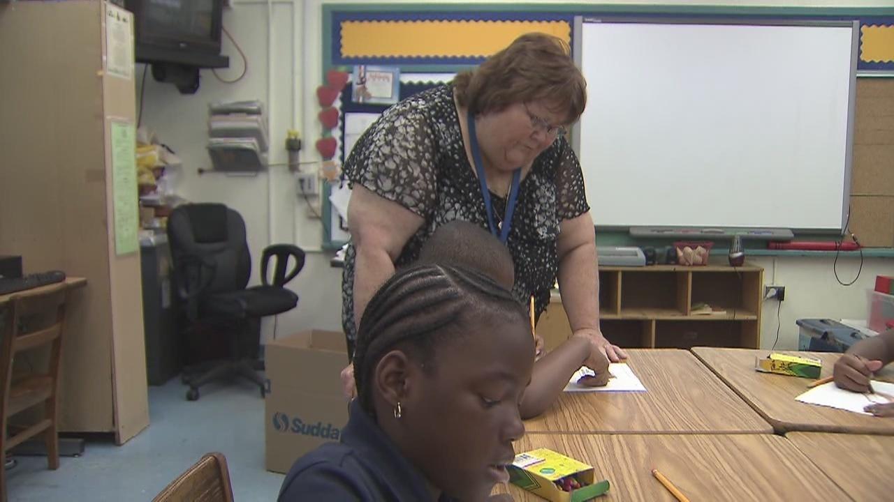Myrtle Grove Elementary Teacher Cornerstone Of School