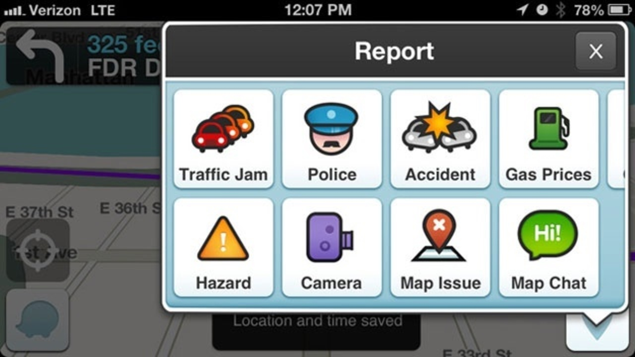 Police have love-hate relationship with Waze, the app highway