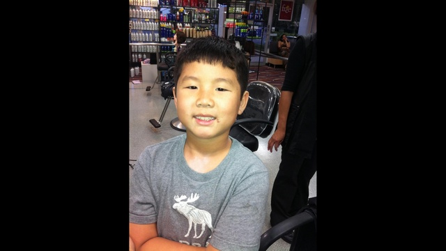 10-year-old Aaron Vu was shot to death in an attempted robbery