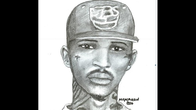 Broward Sheriff's Office released a sketch of a suspected thief Friday. _24097876
