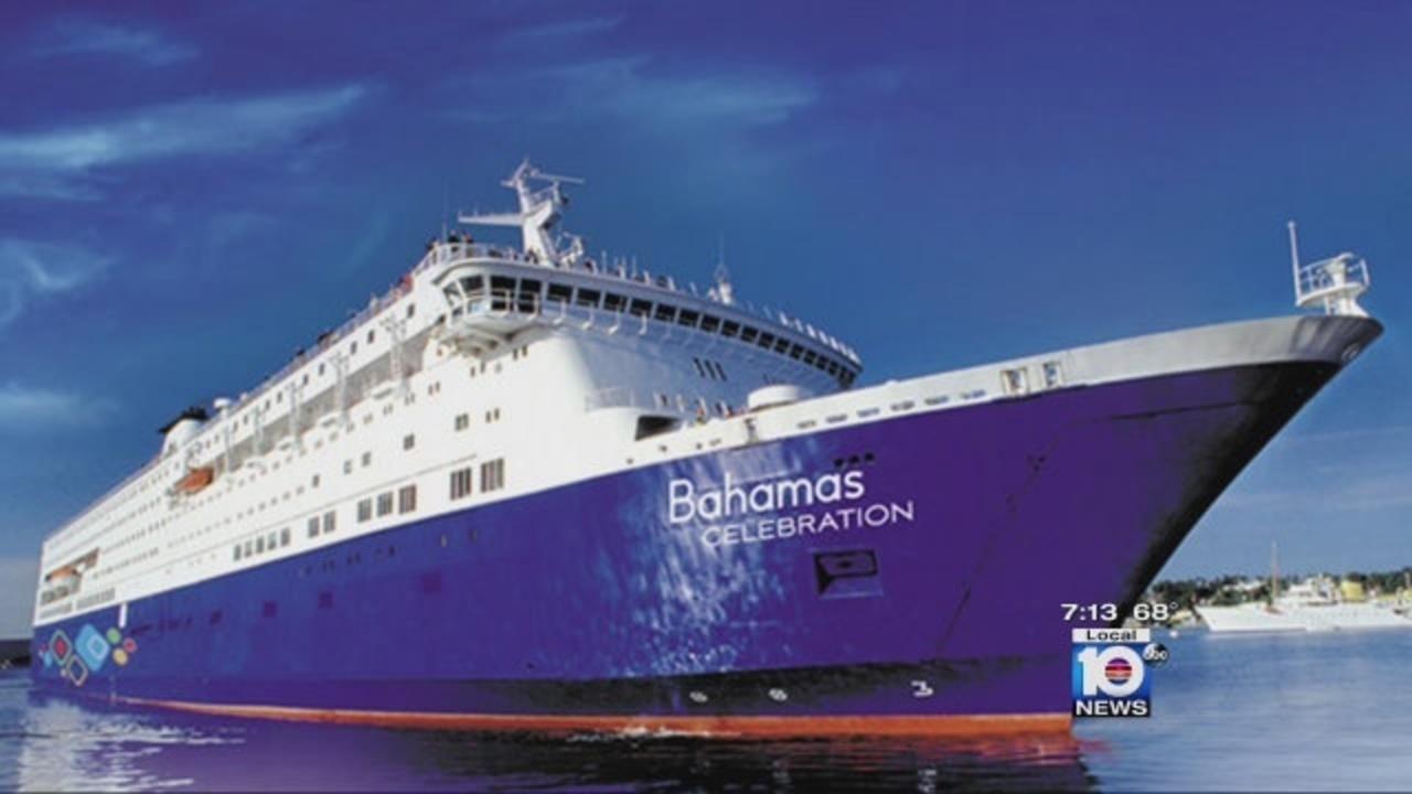 Cruise Ship Headed To Port Of Palm Beach Returns To Bahamas
