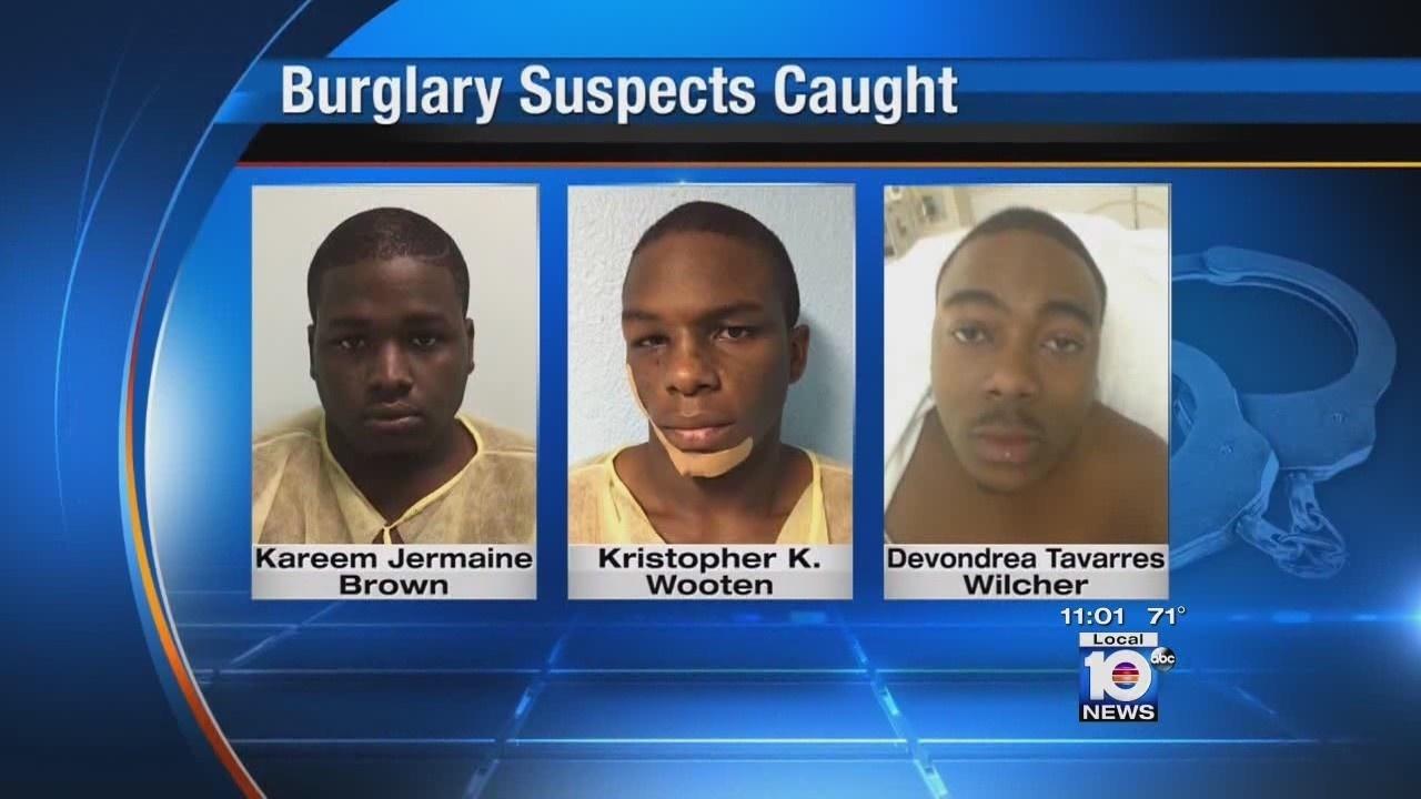Delray Beach Robbery Suspects