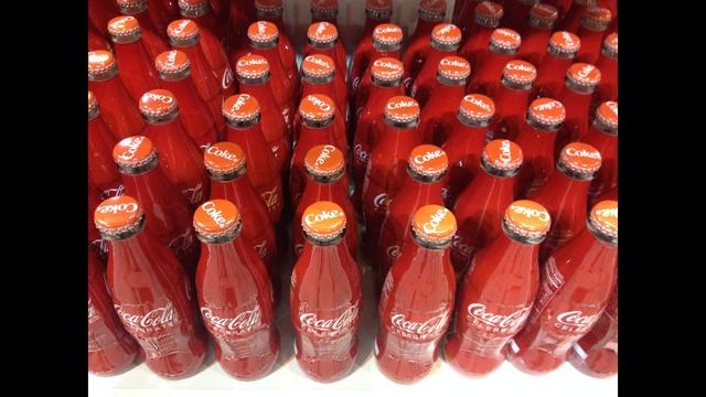 Coke Bottles_25825370