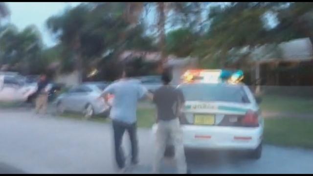 Coral Gables arrest