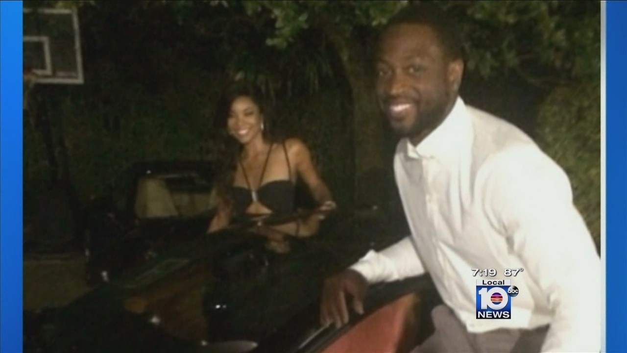 Dwyane Wade Marries Gabrielle Union On Saturday