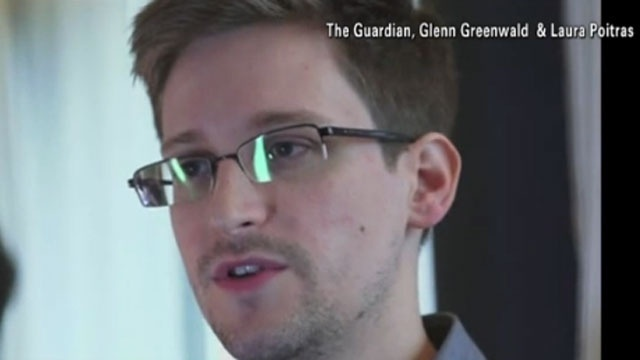 Edward Snowden _20496822