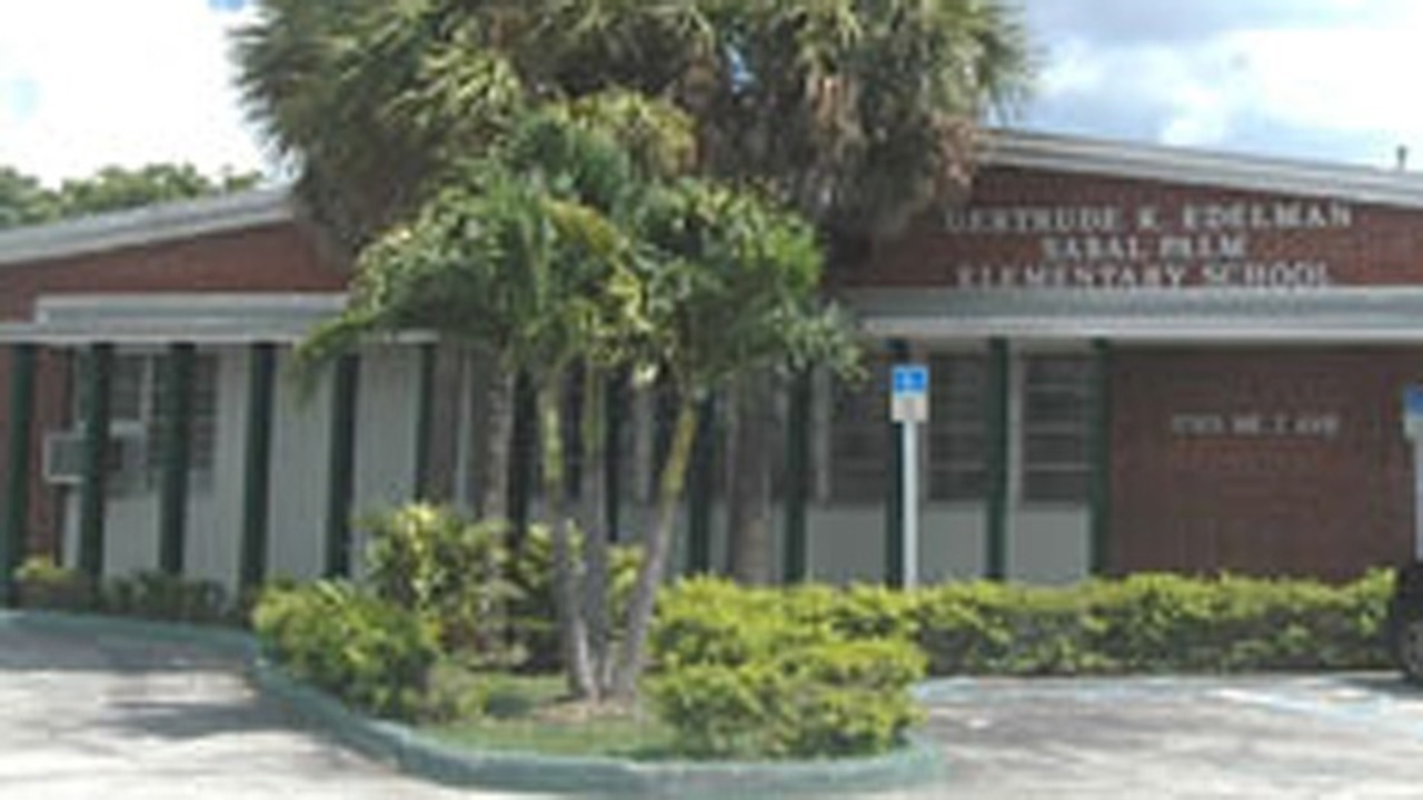 Sabal Palm Elementary North Miami Beach