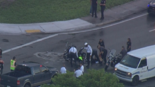Hialeah Accident