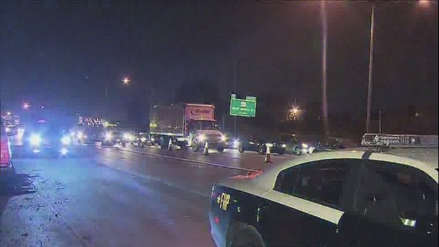 I-95 lanes close after fatal crash