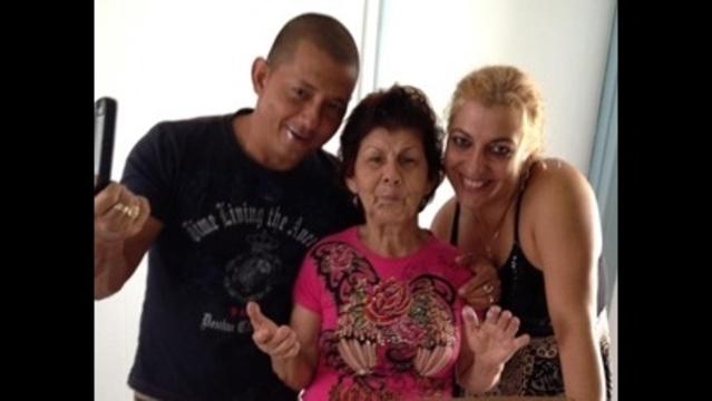 Ifrain Quintana, Celina Quintana, Ariadna Gonzalez Campa