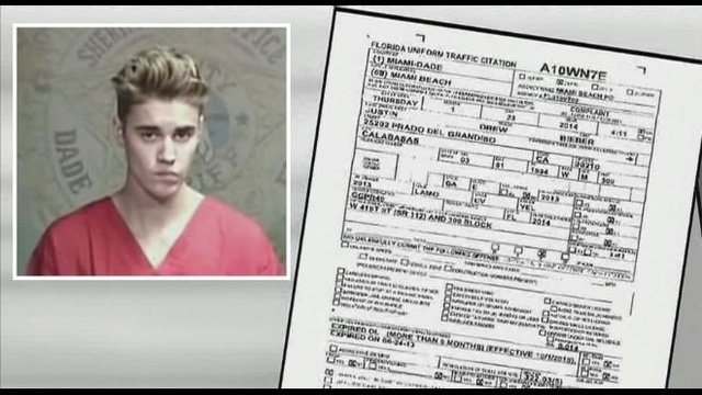 Justin Bieber citations Drug Recognition Evaluation_24227770