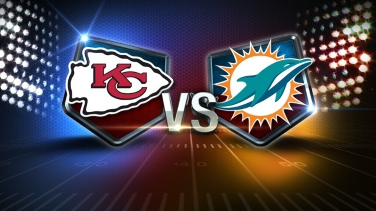 Knowshon Moreno Dolphins Chiefs beat flat...