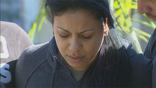 Lourdes Guzman's mother