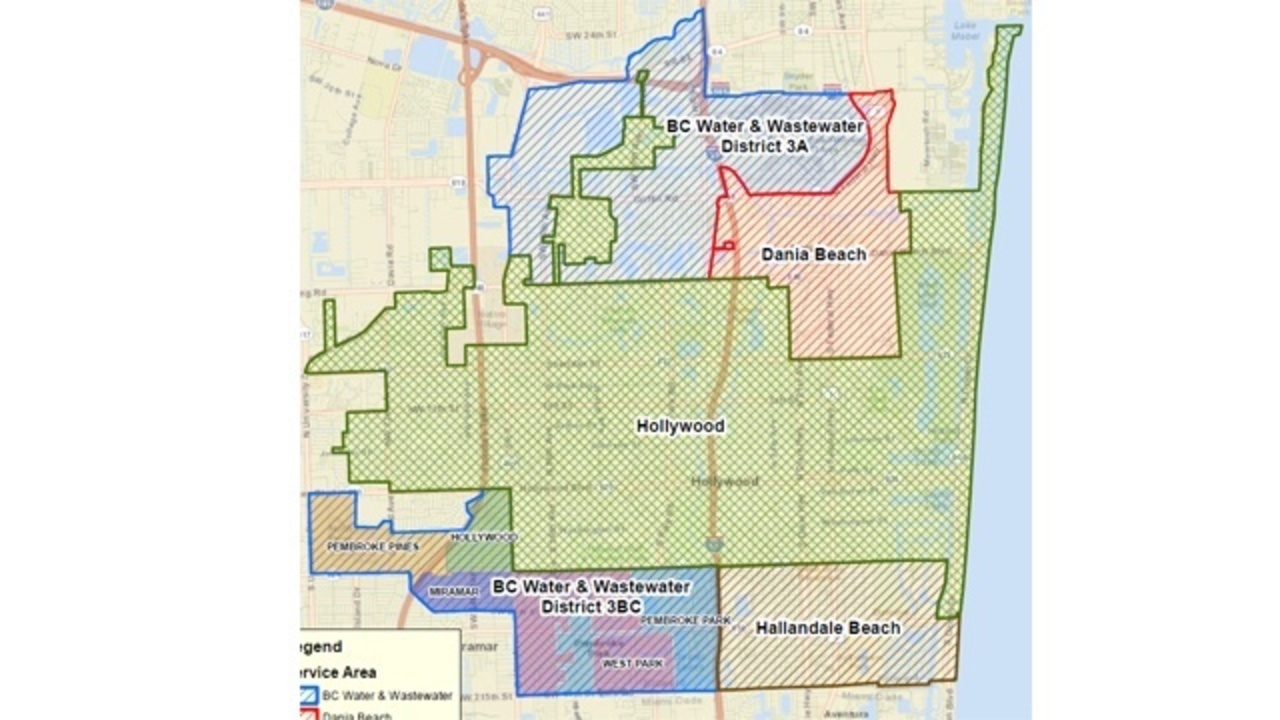 Boil Water Order Issued In Parts Of Broward County