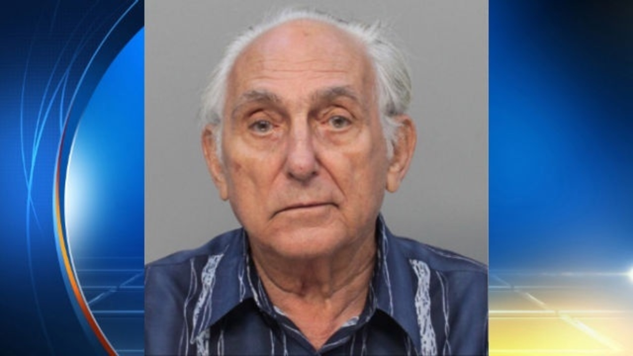 83-year-old man arrested for firing at two people ...
