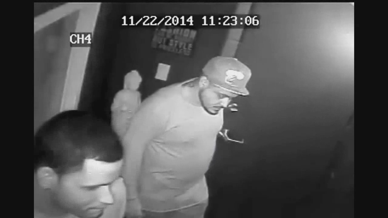 Massage Parlor Robbers Caught On Camera-3779