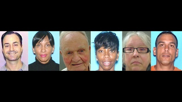 Miami Dade Offenders Link Bar