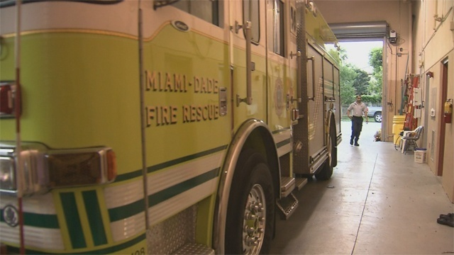Home catches fire in Miami-Dade County, authorities say