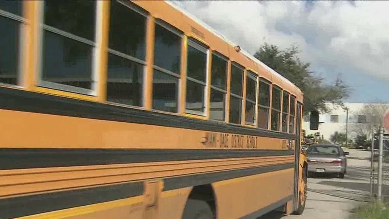 School bus contract negotiations cause 'sick out'