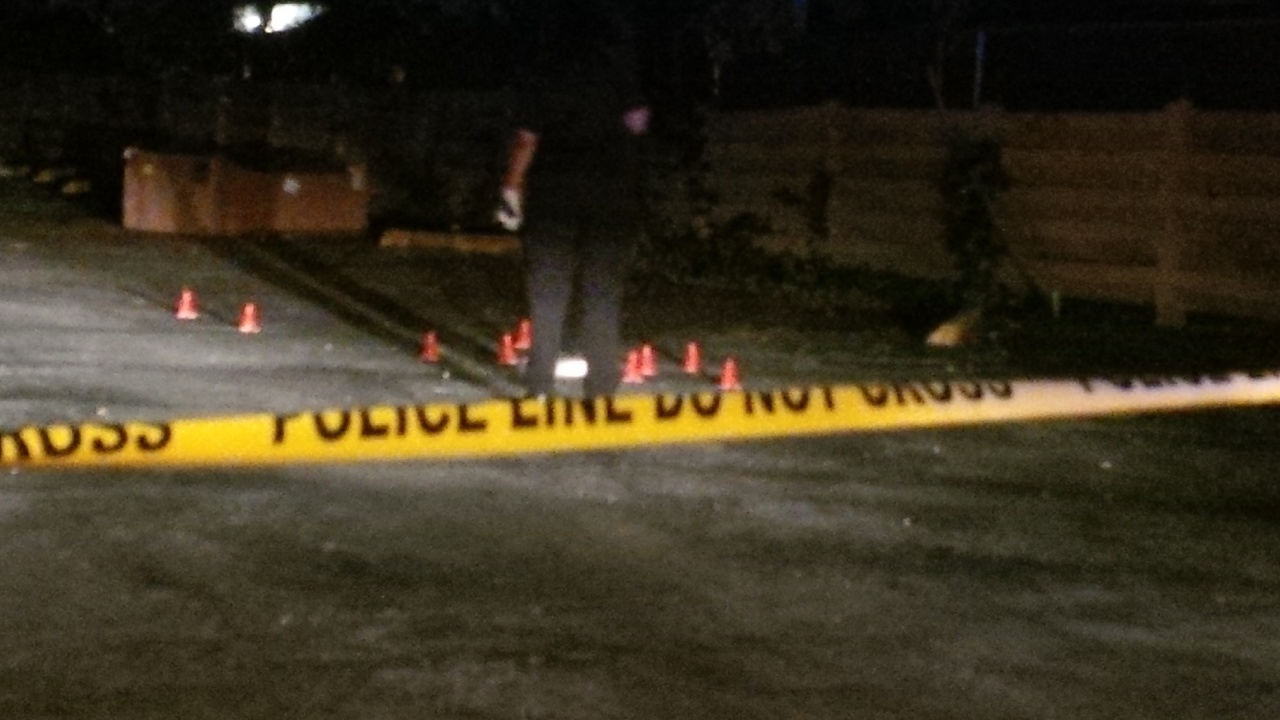 Teenage girl stable after shooting