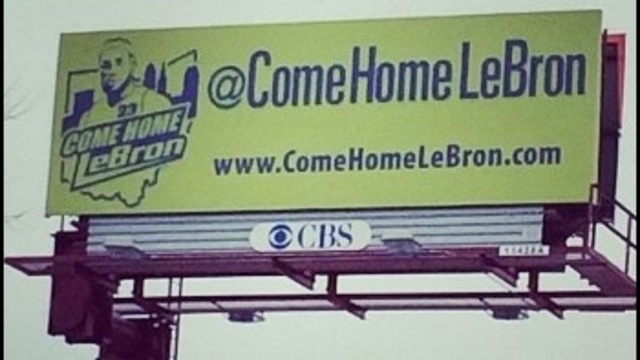 New LeBron James Billboard_26533888