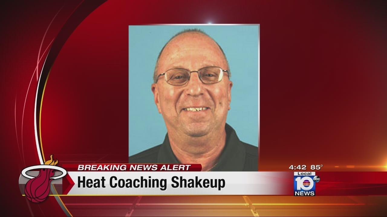 Ron Rothstein Bob McAdoo no longer assistant Miami Heat coaches