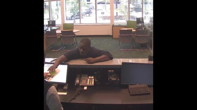 TD Bank robber image 2