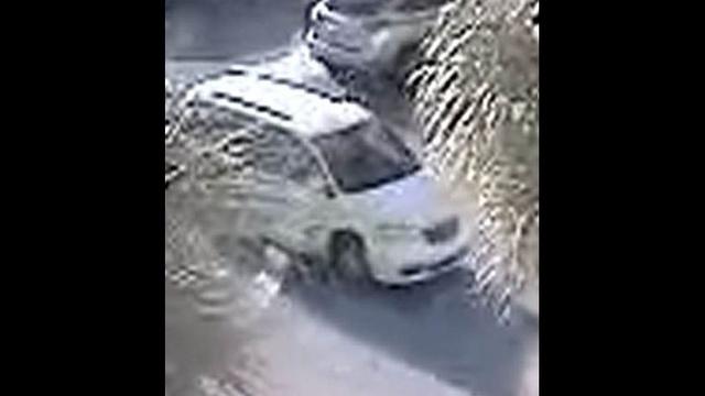 Target Suspect Car